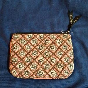 Vera Bradley small pouch